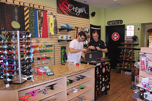 Skate Shop at UCF